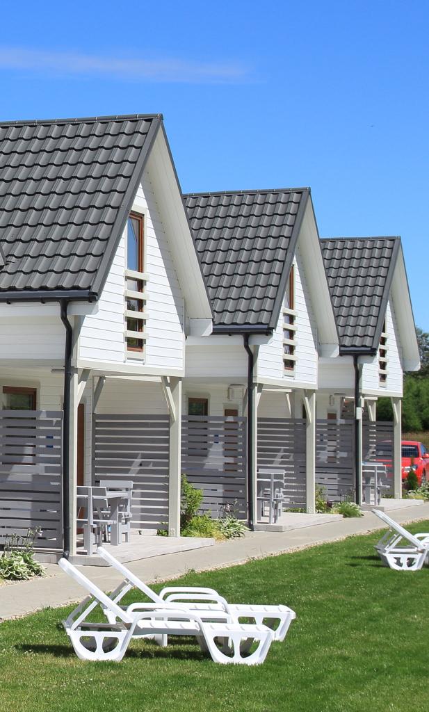 NEMO - panorama domków