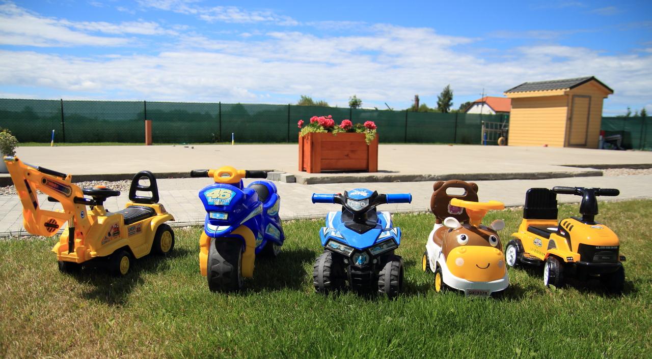 NEMO - plac zabaw i grillownia