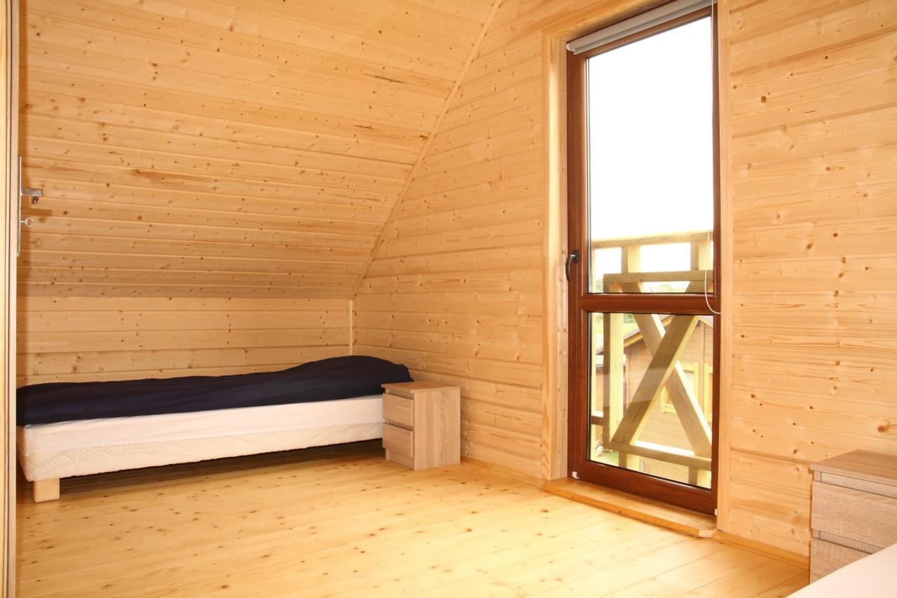 NEMO - mała sypialnia