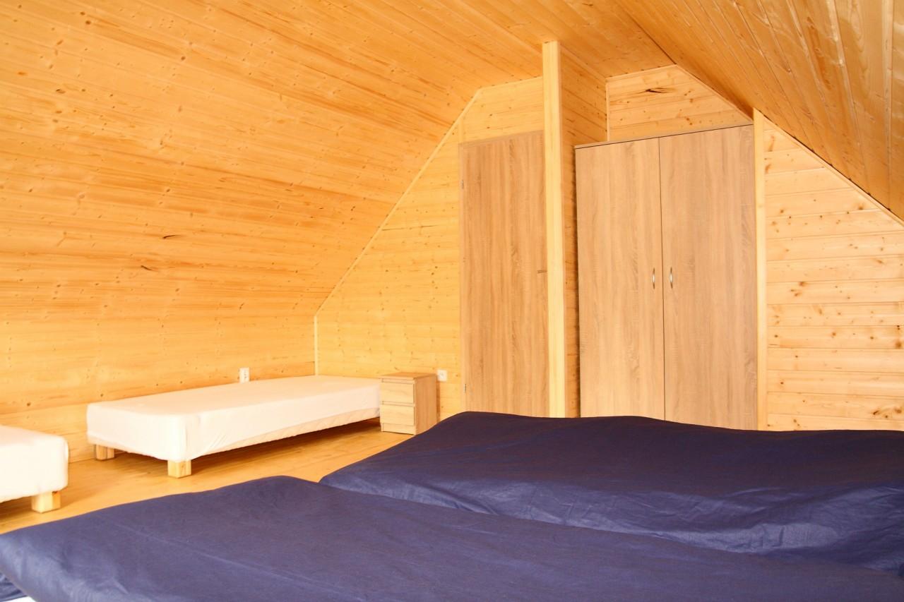 NEMO - duża sypialnia